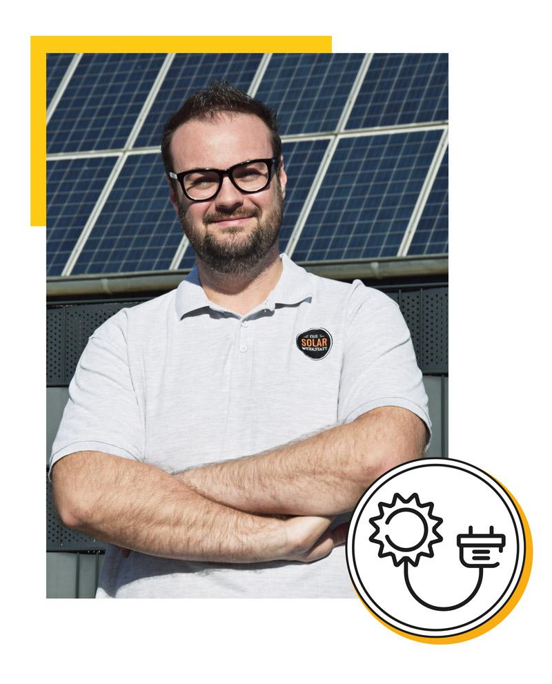 Geschäftsführer Lars Haffmans